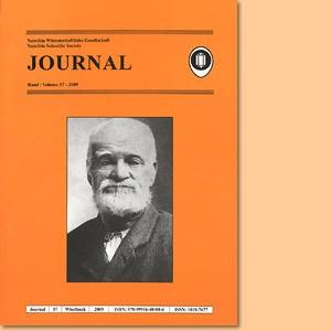 Journal Band/ Volume 57 2009