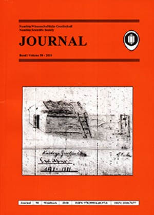 Journal 58-2010 (Namibia Scientific Society)