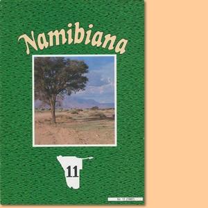 Namibiana Nr. 11-1987
