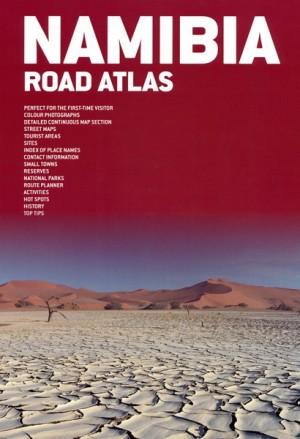 Namibia Road Atlas (MapStudio) 1:1500000