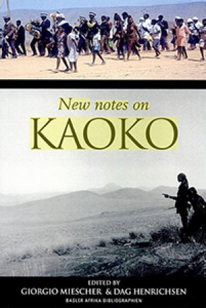 New Notes on Kaoko