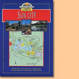 Sun City Karte und Stadtplan