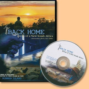 Back Home - Roots of a new South Africa
