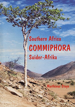 Southern Africa Commiphora - Suider Afrika Commiphora