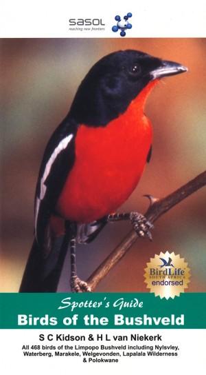 Spotter's Guide: Birds of the Bushveld