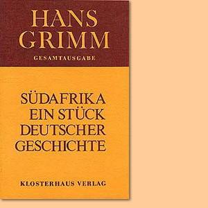 Südafrika. Ein Stück deutscher Geschichte