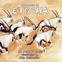 Children in Etosha