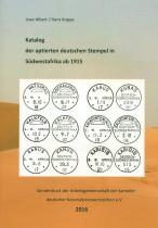 Katalog der aptierten deutschen Stempel in Südwestafrika ab 1915