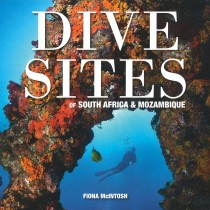 Atlas of Dive Sites of South Africa & Mozambique (MapStudio)