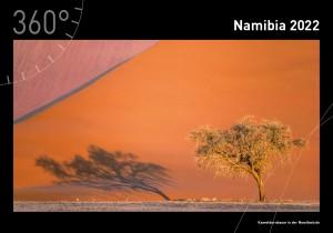 Fotokalender Namibia (360°) 2022