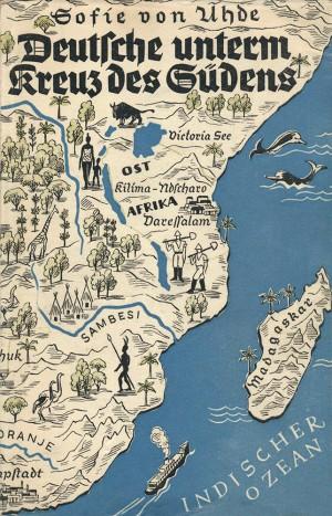 Deutsche unterm Kreuz des Südens. Bei den Kolonialsiedlern in Südwest- und Ostafrika