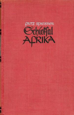 Schicksal Afrika. Ein Kolonialroman