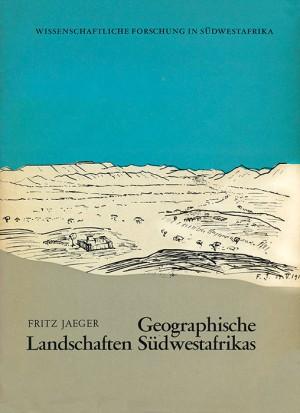 Geographische Landschaften Südwestafrikas
