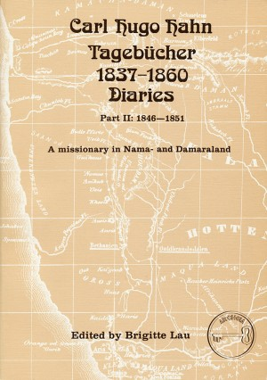 Carl Hugo Hahn Tagebücher / Carl Hugo Hahn Diaries 1837-1860, Part II
