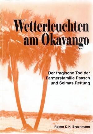 Wetterleuchten am Okavango