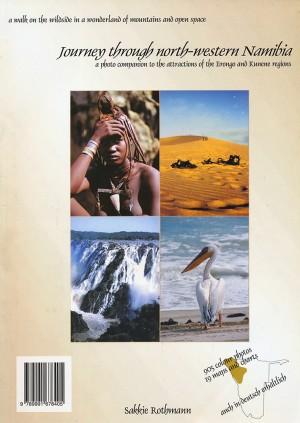 Journey through north-western Namibia
