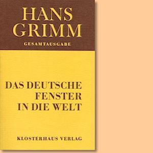 Das deutsche Fenster in die Welt