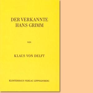 Der verkannte Hans Grimm