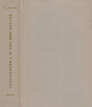 Gedenkboek C. M. van den Heever 1902-1957
