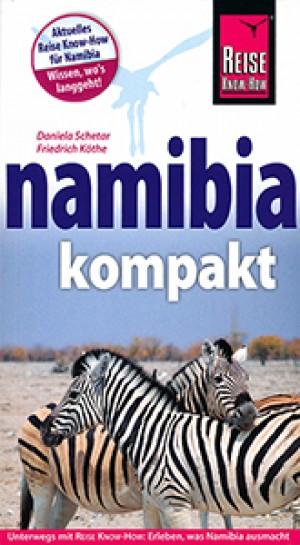 Namibia kompakt Reise Know-How Reiseführer
