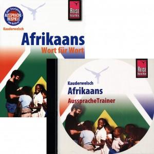 Afrikaans Wort für Wort. Buch und CD. Afrikaans Kauderwelschband und AusspracheTrainer Afrikaans von Reise Know-How