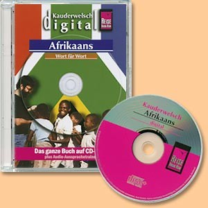 Afrikaans Kauderwelsch digital. CD-ROM. Reise Know-How