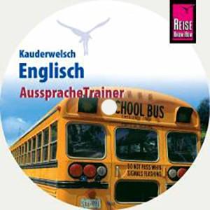 AusspracheTrainer Englisch. Audio-CD. Reise Know-How