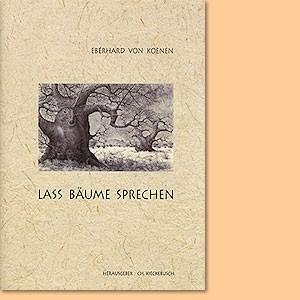 Lass Bäume sprechen. Eine künstlerische Charakterstudie namibischer Baumtypen