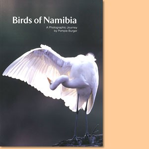 Birds of Namibia. A photographic journey