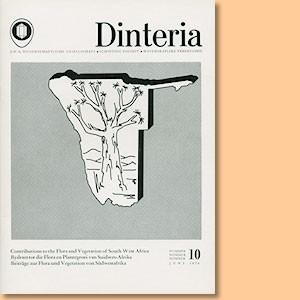 Dinteria Nr. 10