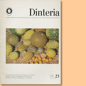 Dinteria Nr. 23