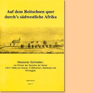 Auf dem Reitochsen quer durch's südwestliche Afrika