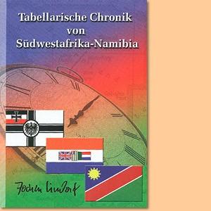 Tabellarische Chronik von Südwestafrika-Namibia