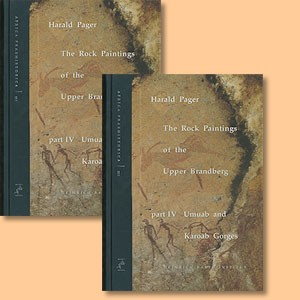 The Rock Paintings of the Upper Brandberg, Vol IV