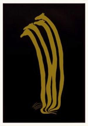 Felszeichnungen der Buschmänner (Folie 299)
