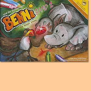 Benni und der Zauberstein; Benni and the magic stone