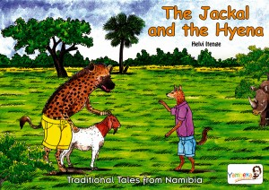 The Jackal and the Hyena: Traditional Tales from Namibia