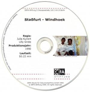 Staßfurt - Windhoek. Film DVD