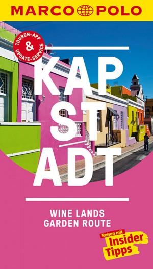 Kapstadt, Wine Lands, Garden Route (MARCO POLO Reiseführer)