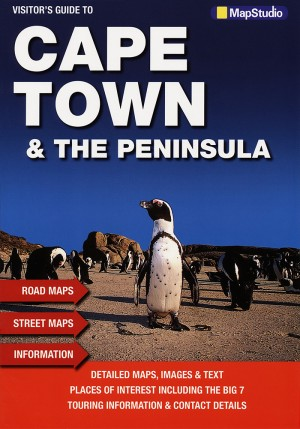 Visitor's Guide to Cape Town & The Peninsula (MapStudio)