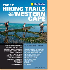 Top 12 Hiking Trails of the Western Cape (Mapstudio)
