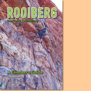 Rooiberg, Southern Cederberg. A Climber's Guide