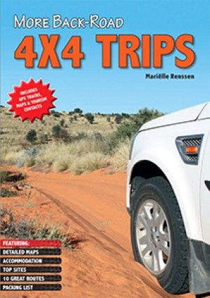 More back-road 4x4 trips (MapStudio)