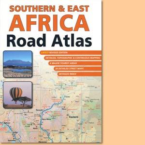 Southern & East Africa Road Atlas (MapStudio)