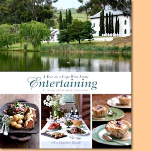 Entertaining at Hamilton Russell Vineyards: A Year on a Cape Wine Estate