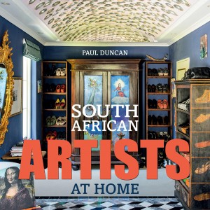 South African artists at home