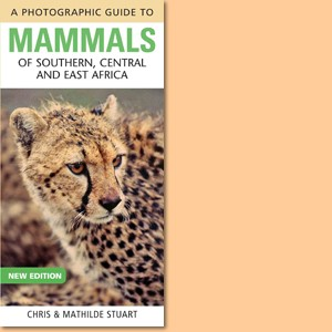 A Photographic Guide to Mammals of Southern, Central and East Africa