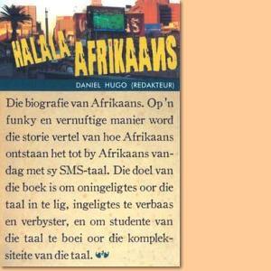 Halala Afrikaans