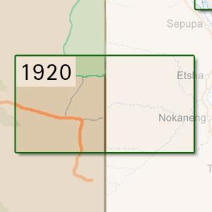 Tsumkwe [1:250.000]