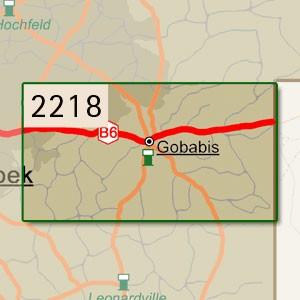 Gobabis [1:250.000]